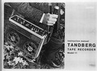 Thumbnail Tandberg Model-11 reel to reel , Owner Manual , User Guide