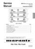 Thumbnail Marantz PM-17SA & PM-17-mk2 Service Manual