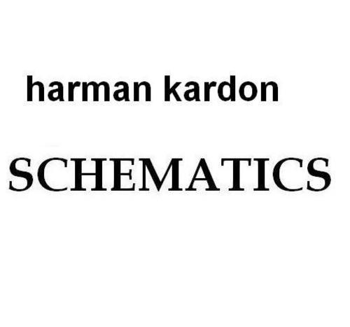 Harmon Kardon Citation Iii Fm Tuner Schematic Harmon Kardon Citation on