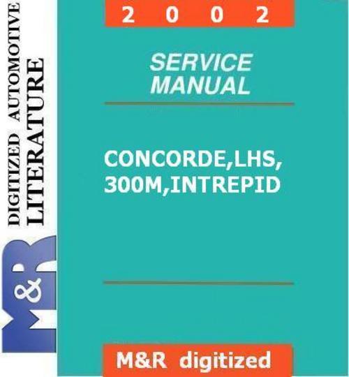 2002 dodge neon repair manual pdf