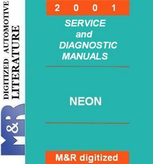 manual chrysler neon pdf zip