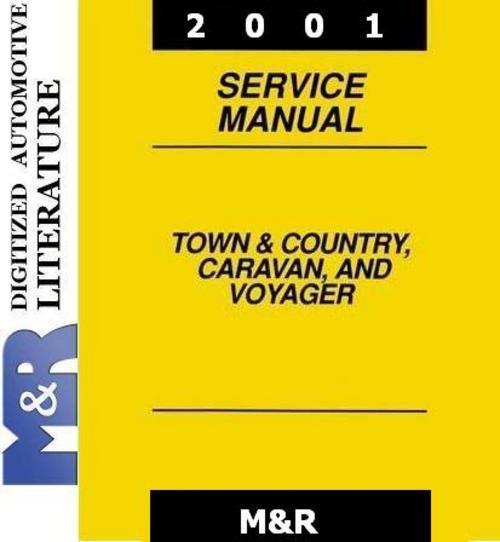 2013 chrysler town and country repair manual pdf