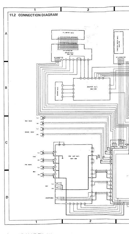 pioneer rt-909 original schematic