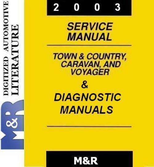 2003 caravan   grand caravan dodge service diagnostic manual down 2004 grand caravan repair manual 2004 grand caravan repair manual