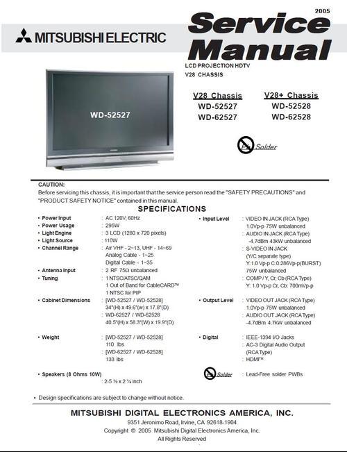 Schematic Manual  U2013 Best Repair Manual Download