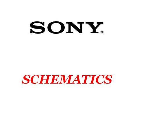 sony ta 2000 f original schematics manuals techn pay for sony ta 2000 f original schematics