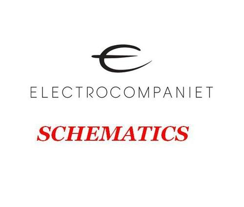electrocompaniet aw-75 schematic for service