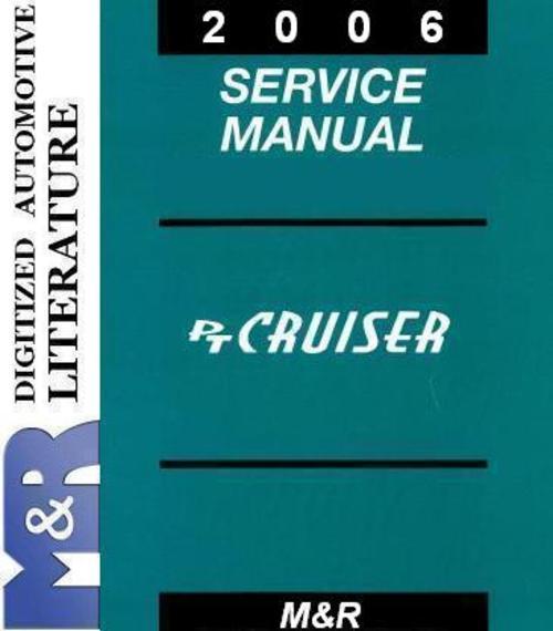 2006 pt cruiser chrysler service manual diesel included. Black Bedroom Furniture Sets. Home Design Ideas