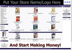 Thumbnail Turnkey Ebook store + 200 Ebooks + Resell Right
