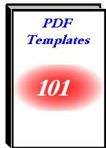 Thumbnail One Hundred '100' PDF Templates - zip