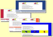 Thumbnail RESELL RIGHTS to 650 ebay Auction Templates - zip