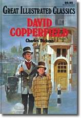 Thumbnail David Copperfield  -  Charles Dickens - zip