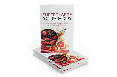 Pay for Supercharge Your Body PLR
