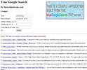 Thumbnail true Google Search - Results scraper