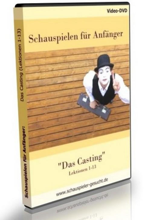 Pay for Schauspielen lernen für Anfänger: Das Casting - 13 Lektionen