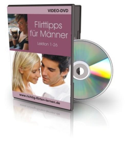 Pay for Flirtkurs: Flirten lernen mit jungen Frauen in 26 Lektionen