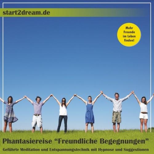 Pay for Phantasiereise 05: Freundliche Begegnungen