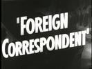 Thumbnail FOREIGN CORRESPONDENT - MOVIE TRAILER - 1940