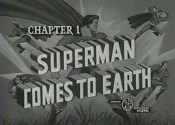 Pay for SUPERMAN - 1948 - CHAP 1 - SUPERMAN COMES TO EARTH