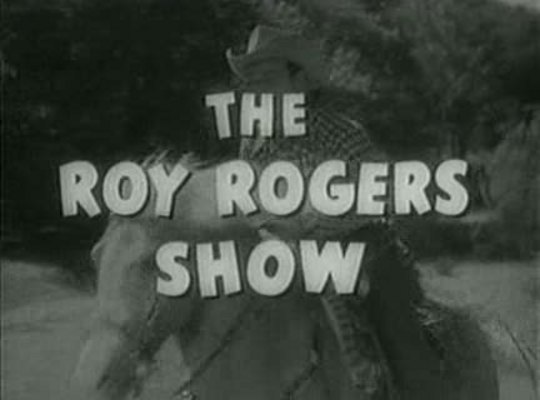 Pay for THE ROY ROGERS SHOW - HARD LUCK STORY - WESTERN - TV