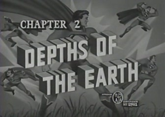 Pay for SUPERMAN - 1948 - CHAP 2 - DEPTHS OF THE EARTH