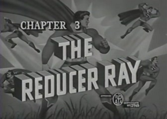 Pay for SUPERMAN - 1948 - CHAP 3 - THE REDUCER RAY