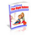 Thumbnail Instilling Right Values  With MRR