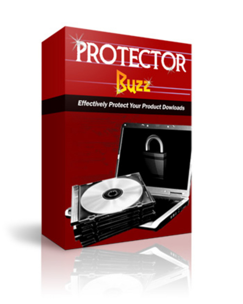 Pay for Protector Buzz ( ThankYou & Download Page Protector)  MRR