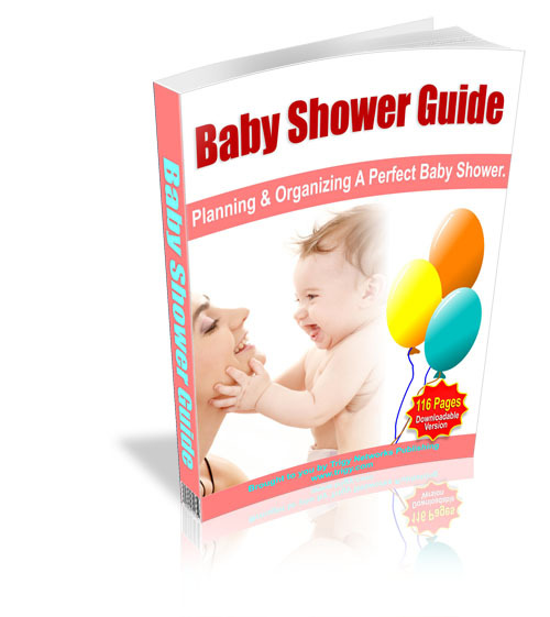Pay for Baby Shower Guide MRR