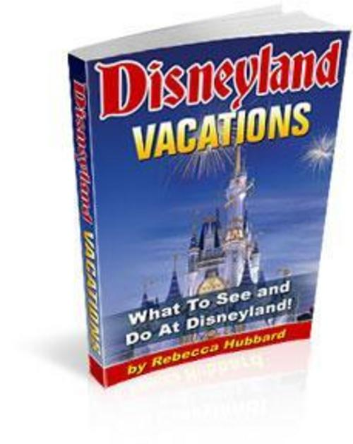 Pay for Disneyland Vacations With MRR