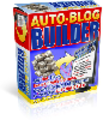 Thumbnail *NEW* Auto Blog Builder  with Resell Rights