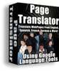 Thumbnail Page Translator With Master Resale Rights