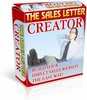 Thumbnail Sales Letter Creator With Master resale Rights