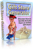 Thumbnail Gift Store Generator Software with Private Labels Rights + Master Resale Rights