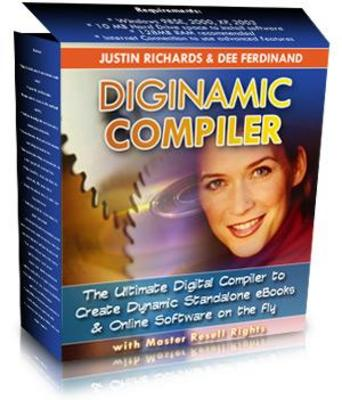 Pay for Diginamic Compiler for Ebooks And Softwares With Master Resale Rights