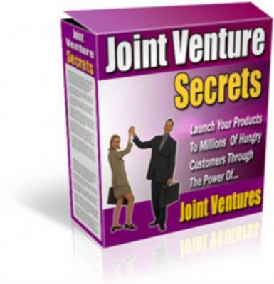 Pay for Joint Venture Secrets