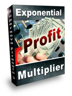 Pay for Exponential Profit Multiplier Script  WIth Master Resale Rights