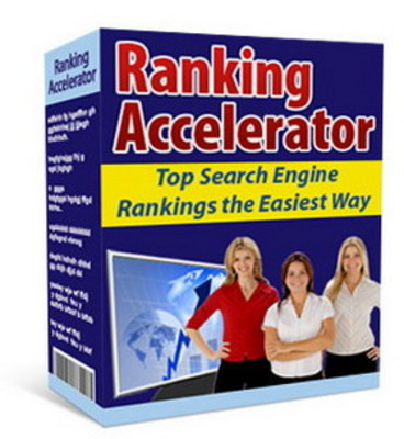 Pay for NEW!* Ranking Accelerator - With Master Resale Rights