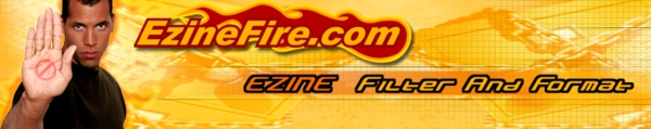 Pay for Ezine - Fire With Master Resale Rights