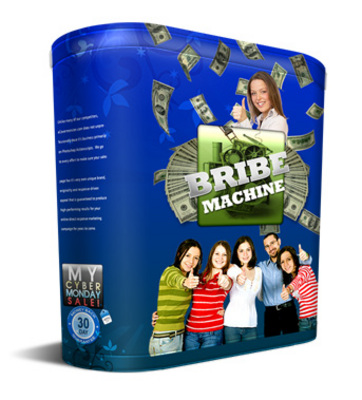 Pay for New Stumble Upon Bribe Machine with Private Label Rights + Master Resale Rights