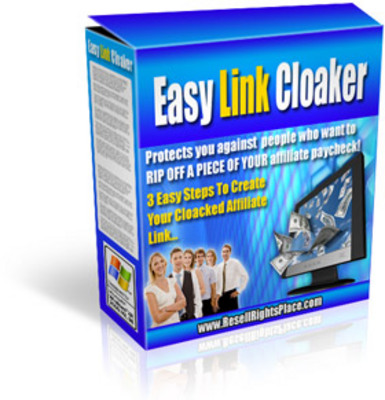 Pay for Easy Link Cloaker With Master Resale Rights