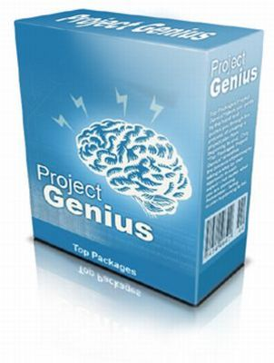 Pay for Project Management Software: Project Genius With Master Resale Rights