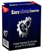 Thumbnail ez eCover Creator w/Master Resale Rights & Turnkey Website