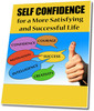 Thumbnail Self Confidence for a More Satisfying and Successful Life