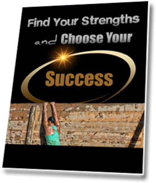 Pay for Find Your Strengths and Choose Your Success