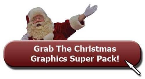 Pay for Christmas Graphics Super Pack