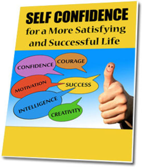 Pay for Self Confidence for a More Satisfying and Successful Life
