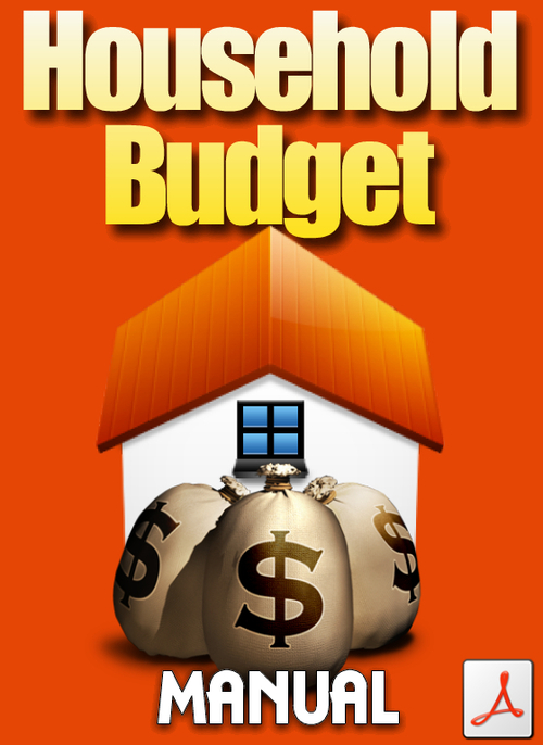 Pay for Household Budget Manual (How To Set Up A Family Budget)