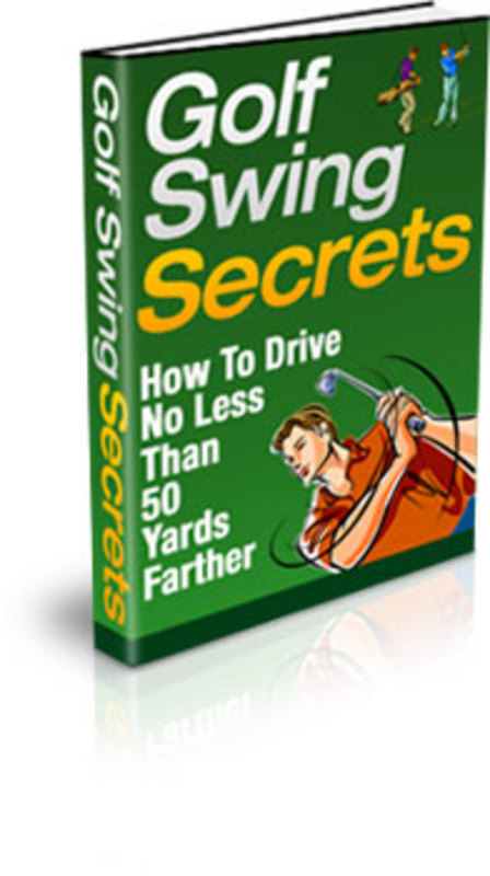 Pay for Golf Swing Secrets - Make Lots of Money From Your Website