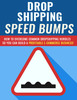 Thumbnail Dropshipping Speed Bumps - Is Dropshipping Legit?